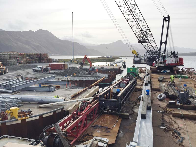 Services : Turnagain Marine Construction in Anchorage, AK