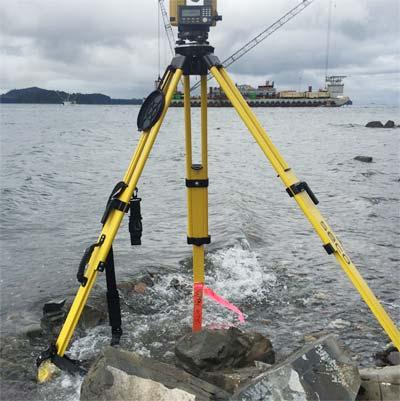 Equipment : Turnagain Marine Construction in Anchorage, AK